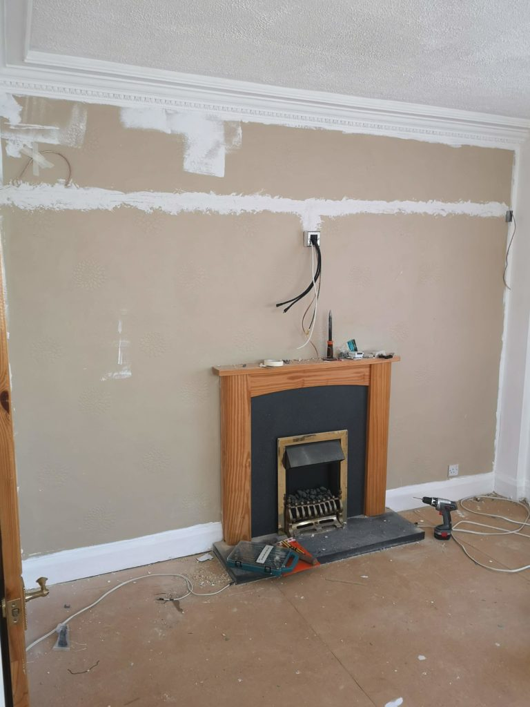 House Renovations – The Lounge